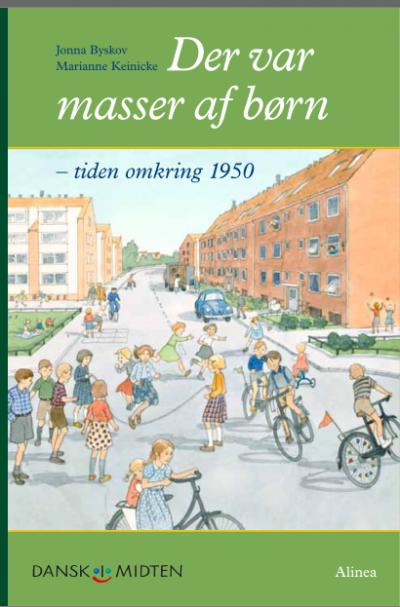 Lørdag eftermiddag i Hvidovre midt i 1950